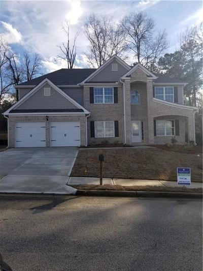 Stockbridge Single Family Home For Sale: 1472 Gallup Drive