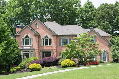 Roswell Single Family Home For Sale: 800 Millsbee Drive