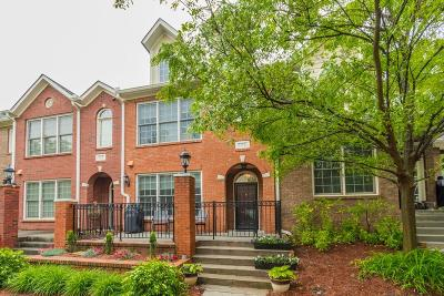 Atlanta Condo/Townhouse For Sale: 552 Centennial Lane NW