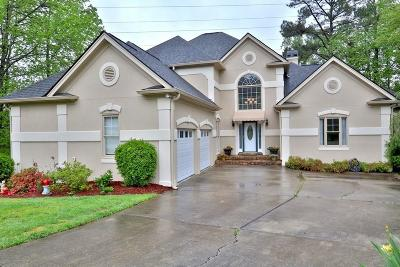 Single Family Home For Sale: 900 Crossfire Ridge NW