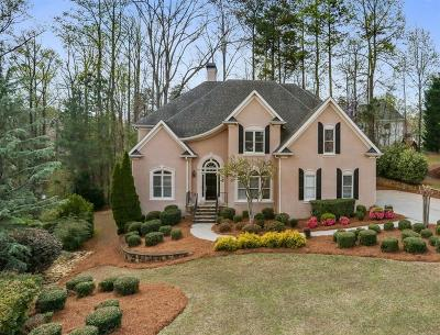 Johns Creek Single Family Home For Sale: 10080 High Falls Pointe