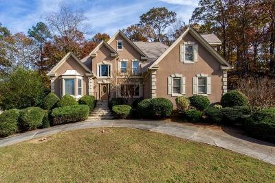 Atlanta Single Family Home For Sale: 4190 Manor Hills Lane SW