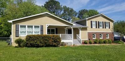 Marietta Single Family Home For Sale: 3239 Plains Way