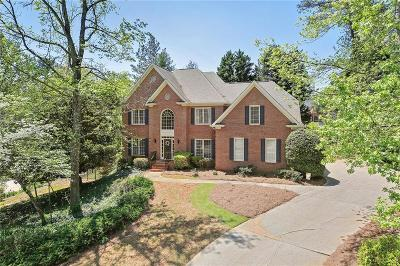 Johns Creek Single Family Home For Sale: 10250 Twingate Drive