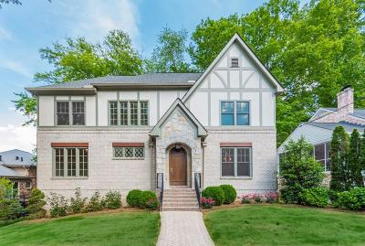 Morningside Single Family Home For Sale: 1295 Cumberland Road NE
