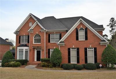 Alpharetta Single Family Home For Sale: 12410 Magnolia Circle