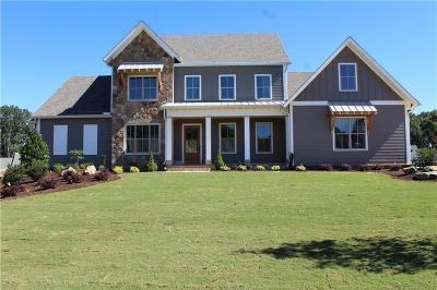 Cherokee County Single Family Home For Sale: 206 Trinity Way