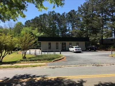 Commercial For Sale: 1165 Old Bankhead Highway