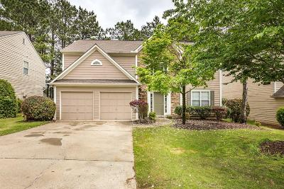 Kennesaw Single Family Home For Sale: 4240 Brighton Way NW