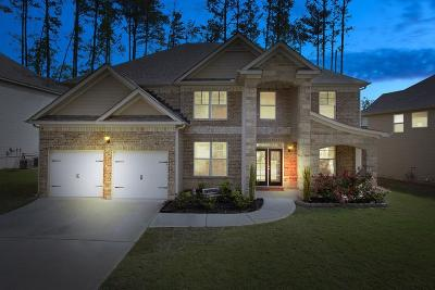 Acworth Single Family Home For Sale: 185 Clubhouse Crossing