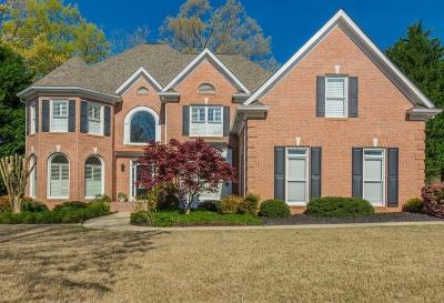 Alpharetta Single Family Home For Sale: 9380 Stoney Ridge Lane