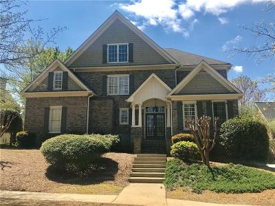 Suwanee Single Family Home For Sale: 775 Allen Lake Lane