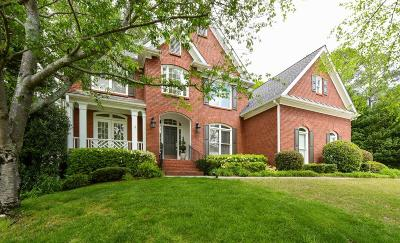 Roswell Single Family Home For Sale: 4506 Chartley Circle NE