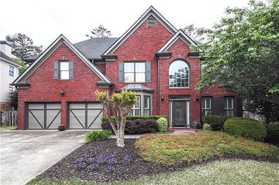 Acworth Single Family Home For Sale: 5859 Brookstone Walk NW