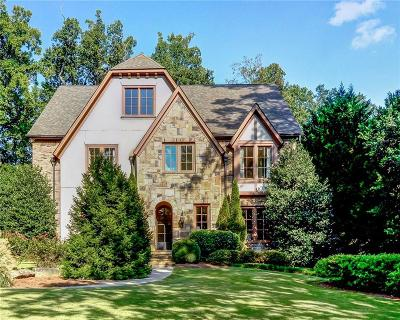 Atlanta Single Family Home For Sale: 4163 Carmain Drive NE
