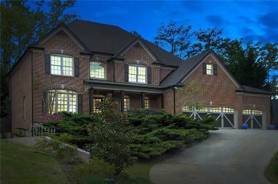 Acworth Single Family Home For Sale: 5989 Downington Point NW