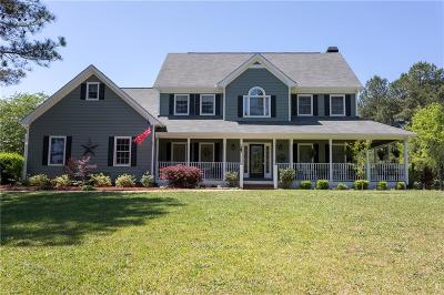 Rockdale County Single Family Home For Sale: 3043 Horseshoe Springs Drive