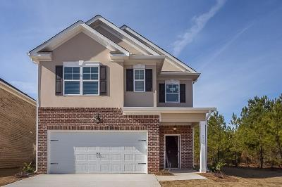 Stockbridge Single Family Home For Sale: 545 Sprayberry Drive