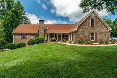 Canton Single Family Home For Sale: 3432 Fate Conn Road E