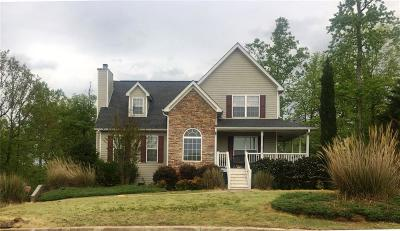 Carroll County, Coweta County, Douglas County, Haralson County, Heard County, Paulding County Single Family Home For Sale: 699 Shoals Trail