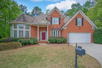 Brookhaven Single Family Home For Sale: 1516 Ashford Club Court NE