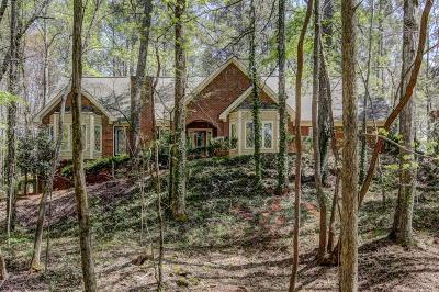 Roswell Single Family Home For Sale: 1525 Jones Road