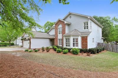 Alpharetta Single Family Home For Sale: 405 Ridge Court
