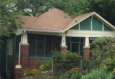 Virginia Highland Single Family Home For Sale: 630 NE Orme Circle