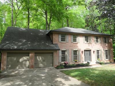Marietta Single Family Home For Sale: 295 Hunting Creek Drive