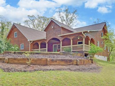 White County Single Family Home For Sale: 285 Limber Lost Trail