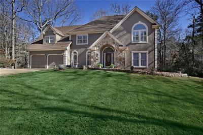 Sandy Springs Single Family Home For Sale: 160 Spalding Creek Court