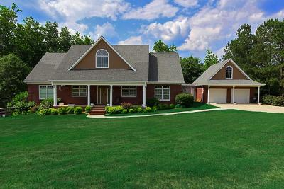 Social Circle Single Family Home For Sale: 105 Fiddle Creek