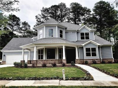 Snellville Single Family Home For Sale: 2618 Governors Walk Boulevard