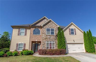 Loganville Single Family Home For Sale: 2891 Rolling Downs Way
