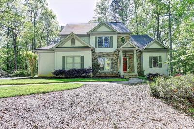Suwanee Single Family Home For Sale: 701 Lakeglen Drive