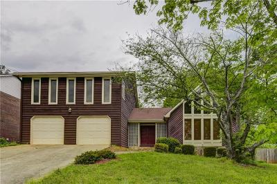Tucker Single Family Home For Sale: 6511 Wedgewood Way