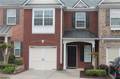 Alpharetta Condo/Townhouse For Sale: 9785 Preswicke Point