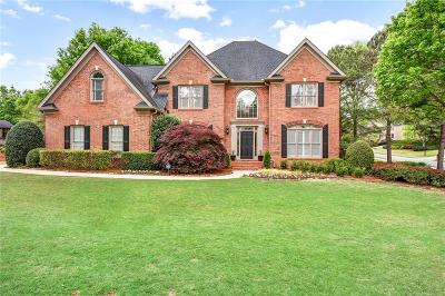 Peachtree Corners Single Family Home For Sale: 4040 Royal Pennon Court