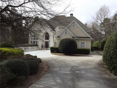 Sandy Springs Single Family Home For Sale: 5710 Riley Terrace