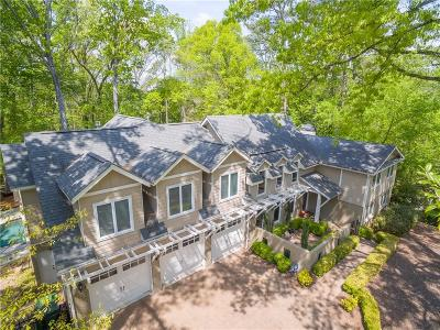 Brookhaven Single Family Home For Sale: 3418 Breton Court