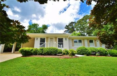 Single Family Home For Sale: 1147 Springdale Road