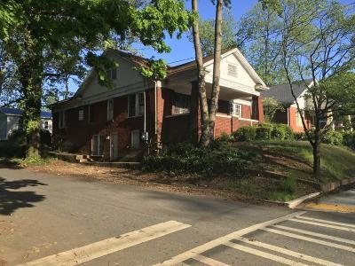 Atlanta Single Family Home For Sale: 416 Mathewson Place SW