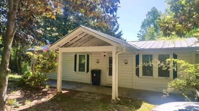Roswell Single Family Home For Sale: 1491 Jones Road