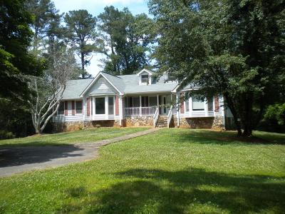 Ball Ground Single Family Home For Sale: 5540 Yellow Creek Road
