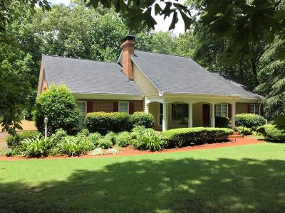 Lilburn Single Family Home For Sale: 1489 Oleander Drive SW