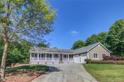 Loganville Single Family Home For Sale: 2775 Rosebud Road