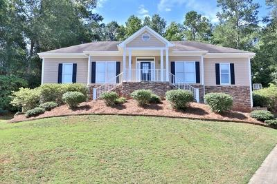 Kennesaw Single Family Home For Sale: 338 Carl Creek Trail