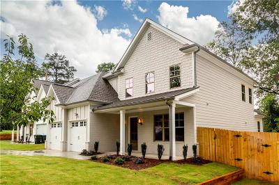 Chamblee Single Family Home For Sale: 3723 Spring Street