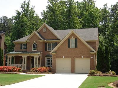 Johns Creek Single Family Home For Sale: 560 Oak Bridge Trail