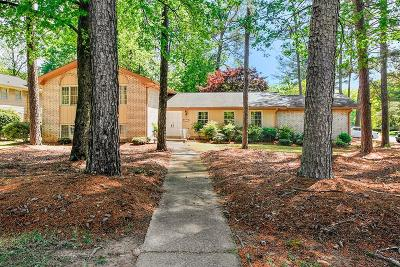 Single Family Home For Sale: 4931 Vermack Road